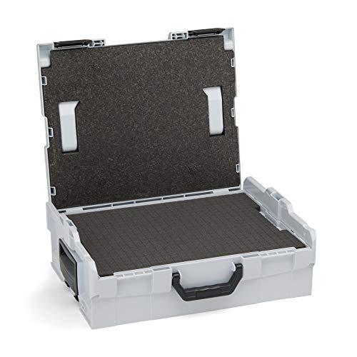 L Boxx koffer 136 van Bosch Sortimo voor de optimale opslag van gereedschap – veilig transport en beschermtas met gereedschapssysteem van L Boxx. L-boxx Se