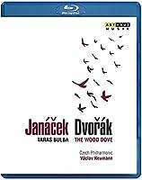 ドヴォルザーク:交響詩「野鳩」Op.110/ヤナーチェク:狂詩曲「タラス・ブーリバ」[Blu-ray]