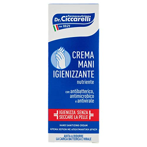 Igiene Corpo Dr. Ciccarelli Crema Mani Igienizzante
