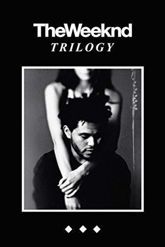 Poster della collezione Zolto The Weeknd/Trilogy, 30,5 x 45,7 cm