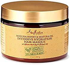 SheaMoisture Manuka Honey &Mafura Oil Intensive Hydration Treatment Masque Packet| 12 fl. oz