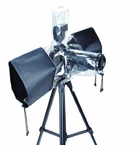 Polaroid - Protector de lluvia para Nikon 1 J1, J2, V1, D40,...