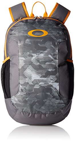 "Oakley Mens Sport Pack 20 Backpack, Grigio Scuro, 19"" X 12\"" X 4\"""