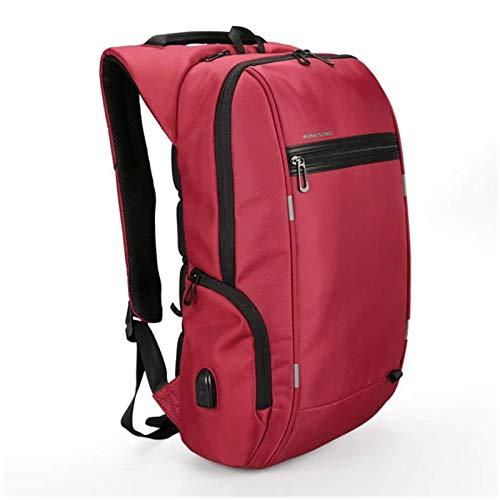 DSFDSG Travel Laptop Backpack Anti-Theft Business Work Backpacks Bag Durable Water Resistant College School Computer Rucksack for Men Women