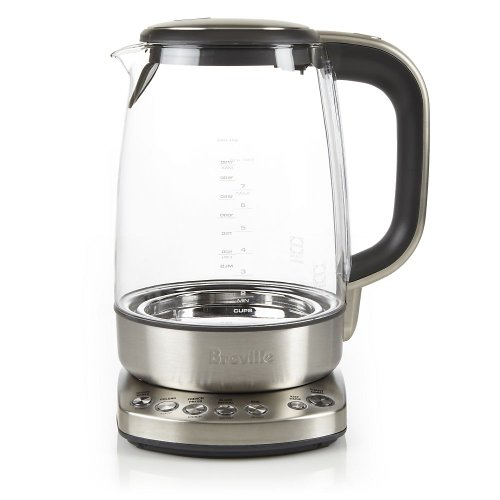 Breville BKE830XL The IQ Kettle Pure, Brushed Stainless Steel