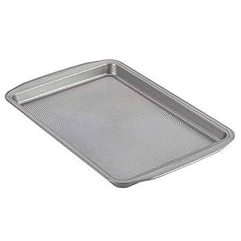 Circulon Nonstick Bakeware Nonstick Cookie Sheet / Baking Sheet - 10 Inch x 15 Inch Gray