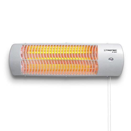 TROTEC Stufetta a raggi infrarossi IR 1500 S