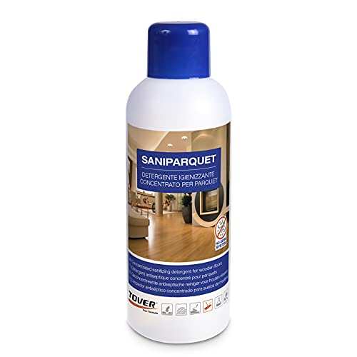 Tover SANIPARQUET 1 L | Detergente igienizzante per parquet