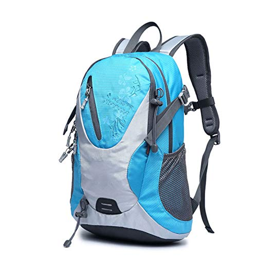 YALIXI Cycling Backpacks, Leisure Nylon Water Repellent Shoulder Outdoor Sports Backpack,blue