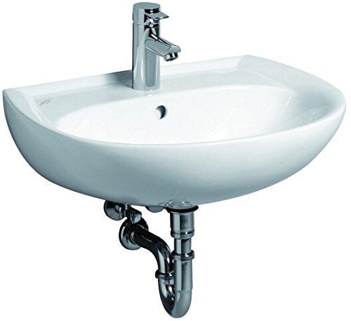 Waschbecken Keramik Keramag Renova Nr. 1 60 x 49 cm alpinweiß 223060000
