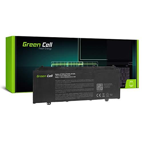 Green Cell® AP1503K AP1505L Batteria per Portatile Acer Aspire S13 S5-371 S5-371T Chromebook R13 CB5-312T Swift 5 SF514-51 (4600mAh 11.1V Nero)