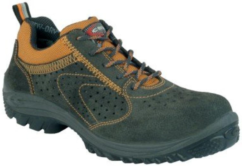84b962db5fc36 Size 63590-001.W45 Cofra 45 S1 Black - shoes Safety Cuba SRC P ...