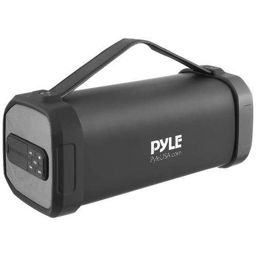 Pyle PBMSQG9 Portable Bluetooth Rechargeable