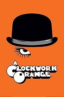 Buyartforless Stanley Kubrick - A Clockwork Orange 36x24 Movie Art Print Poster Malcolm McDowell