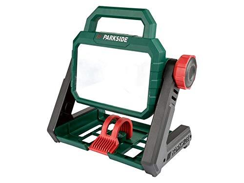 Parkside Akku-LED-Strahler PLSA 20-Li A1, ohne Akku und Ladegerät 12 V 20 V X20V Team / X12V Team (PALS)