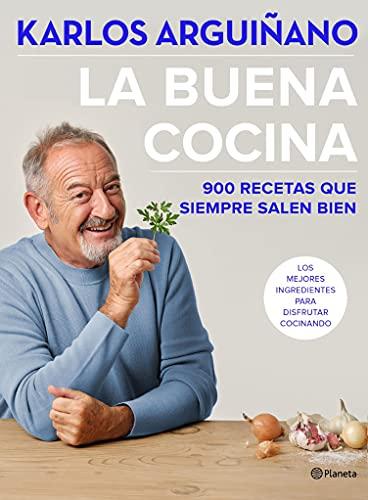La buena cocina: 900 recetas que siempre salen bien (Planeta Cocina) PDF EPUB Gratis descargar completo