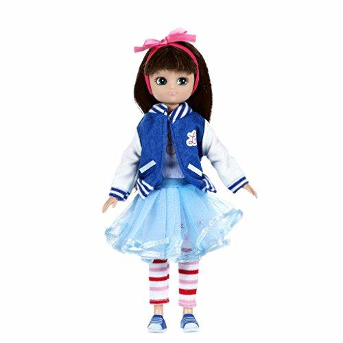 Lottie Puppe LT051 Rockabilly - Puppen Zubehör Kleidung Puppenhaus Spieleset - ab 3 Jahren
