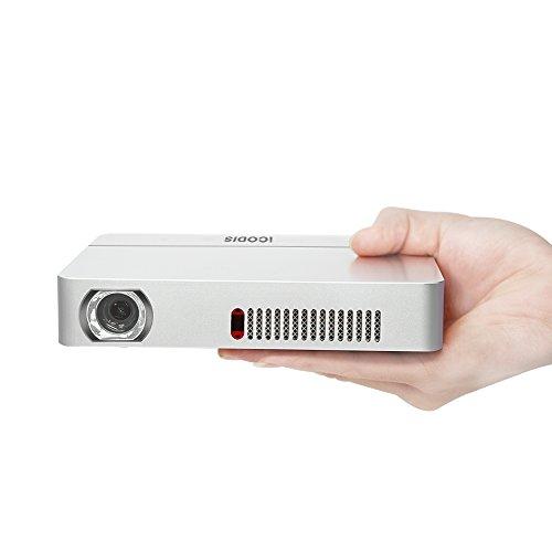 iCODIS Vidéoprojecteur CB400, DLP 3000 Lumens, Vidéo 3D 1080P HD,...