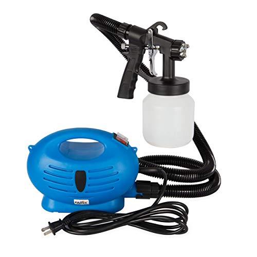Paint Zoom - Pistola pulverizadora de pintura para pintar con compresor - Incluye correa de hombro