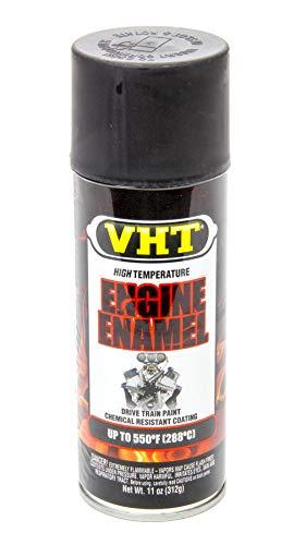 VERY HIGH TEMPERATURE VHT Engine Enamel SP139 GM Satin Black 11 oz Spray