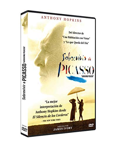 Sobrevivir a Picasso DVD 1996 Surviving Picasso