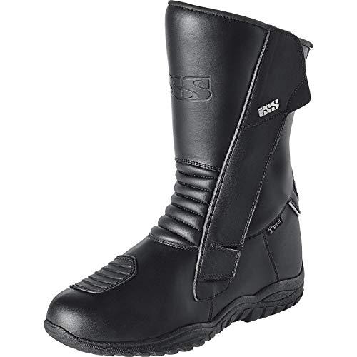 IXS Stiefel Attack Evo, Farbe schwarz, Größe 37