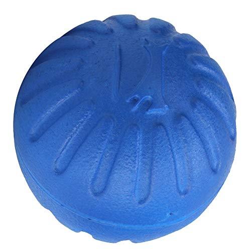 Rodipu Hundekauspielzeug, Eva Material Dog Ball Toy, für Haustierhund(Blue)