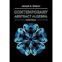 Contemporary Abstract Algebra【洋書】 [並行輸入品]