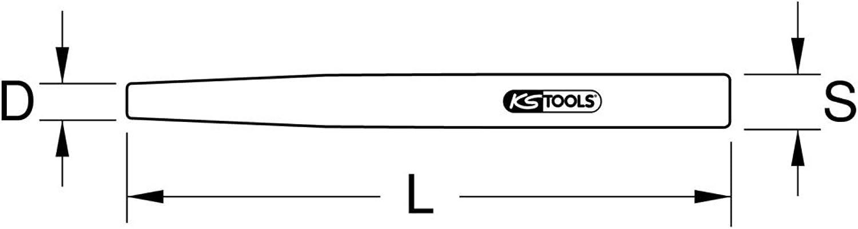 KS Tools 963.2588 BRONZEplus Montagedorn 15 mm B00QU80DIU   In hohem Grade geschätzt und weit vertrautes herein und heraus