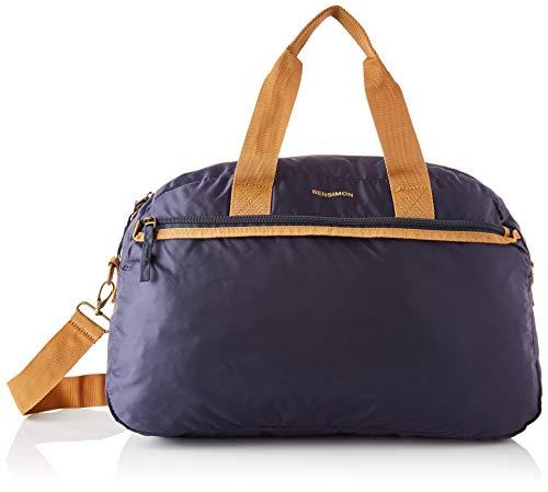 Bensimon Sport Bag, COLOR LINE para Mujer, Marine, TU