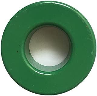 4ea 38X19X13mm ferrite core ferrite Ring for Inductor Transformer Chokes Isolator or Cable Wire EMI Filter ferrite Bead MnZn PC40 (Green)