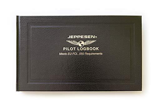 Jeppesen Flugbuch für Piloten Professional European Pilot