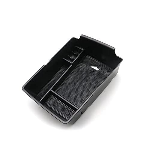 GAFAT Hyundai Santa Fe 2021 ablagefächer,Armlehne Aufbewahrungsbox,auto armlehne,Mittelkonsole Organizer mit Antirutschmatten