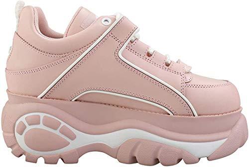 Buffalo - 1339-14 2.0 - Zapatos para mujer, Mujer, 1339-14-PIN, rosa, 38 EU