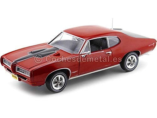 Pontiac Royal Bobcat GTO 1968 – 1:18 – Auto World