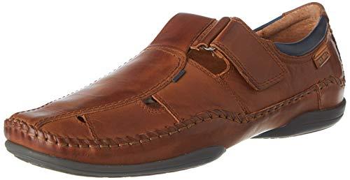 PIKOLINOS Men's Puerto RICO 03A Closed Toe Sandals, Cuero, 10.5-11