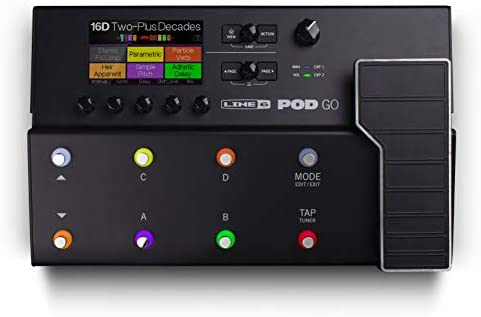 Line 6 POD Go Guitar Multi Effects Pedal product image
