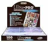 9 Pocket Pages - Ultra Pro Platinum (10) -