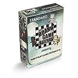 Arcane Tinmen-AT-10426-50 bustine Board Game Standard (63x88) Busta Protettiva, Colore Clear Non Glare, 63 x 88 mm, AT-10426