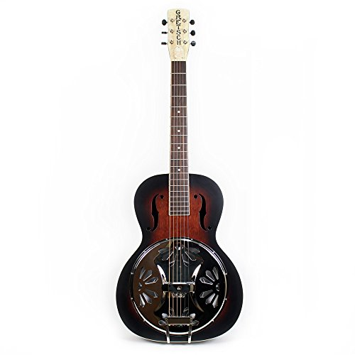 Gretsch G9220 Bobtail Round-Neck Acoustic-Electric Resonator Guitar - 2 Color...