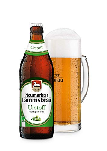 Neumarkter Lammsbräu Urstoff, 0.5 l (MEHRWEG inkl. EUR 0.08 Pfand)