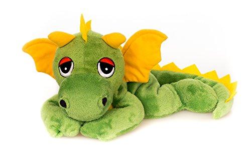 Habibi Plush Calor Dragón Verde