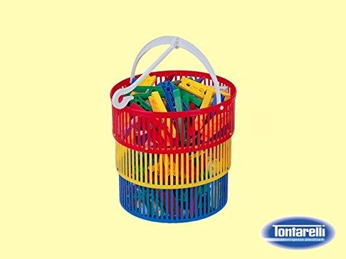 ROLLER Wäscheklammer-Körbchen