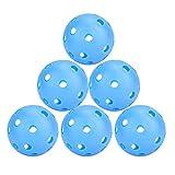 VGEBY1 Pallina da Golf Pratica, 4 Colori Grande quantità 50 Pallini di Pratica di pallanu...
