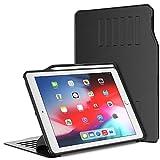 JETech Funda Compatible iPad (9,7 Pulgadas, 6ª / 5ª generación, 2018/2017 Modelo) con Soporte...