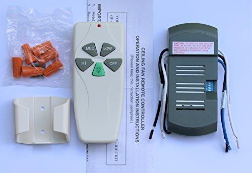 Universal Ceiling Fan Remote Control Kit
