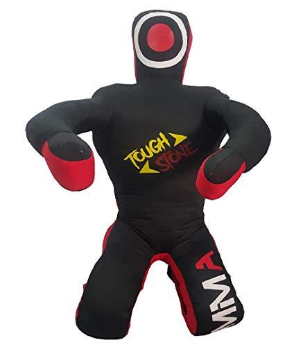 Tough Stone Grappling Dummy BJJ Wrestling MMA - Saco de boxeo para artes marciales mixtas...