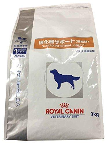 ロイヤルカナン ドッグフード 消化器サポート(低脂肪) 3kg