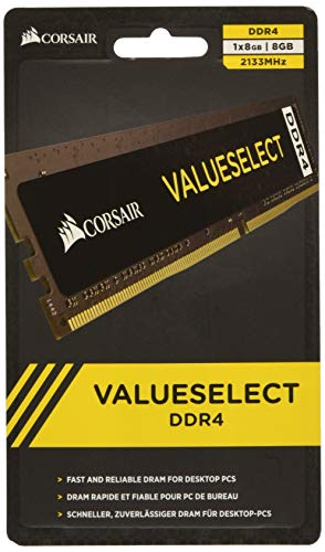 Corsair Value Select - Módulo Memoria Principal 8