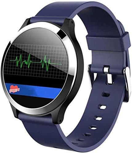 Fitness trackers Smart Band Fitness reloj inteligente pulsera de ritmo cardíaco presión arterial ECG Salud Deportes Reloj A